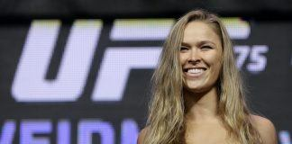 ronda rousey ufc future up in the air but instagram post has fans curious 2018 images