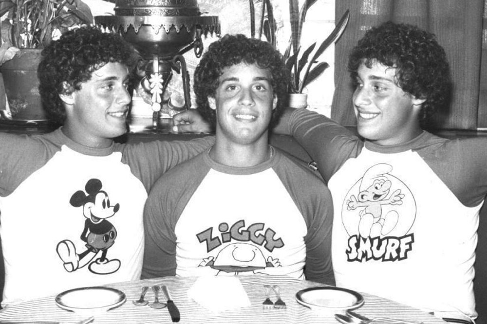 tim wardle on three identical strangers family and nature versus nurture 2018 images