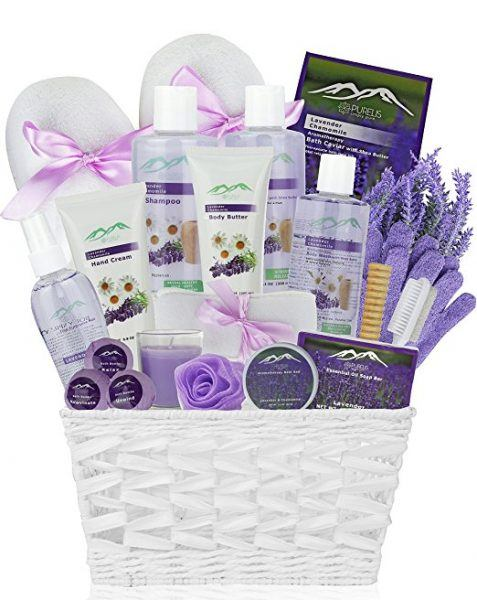 valentines day hot for her Premium Deluxe Bath and Body Gift Set
