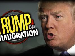 will donald trump supporters like his 1.8 million immigrant plan 2018 images