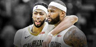 Anthony Davis Boogie would have gotten Pelicans to NBA Finals 2018 imags