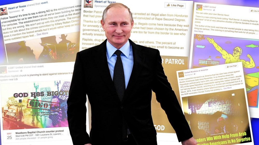 How Facebook and Twitter got played by Russian propaganda 2018 images