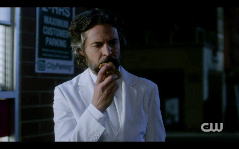 asmodeus shape shifter white colonel sanders supernatural