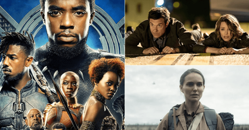 black panther tops box office game night and annihilation