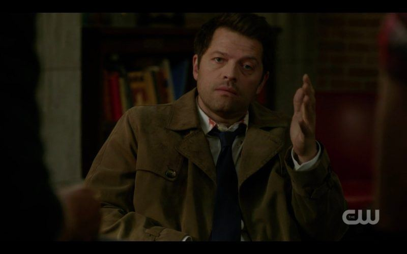 castiel explains au versions of kevin tran and michael on supernatural devils bargain