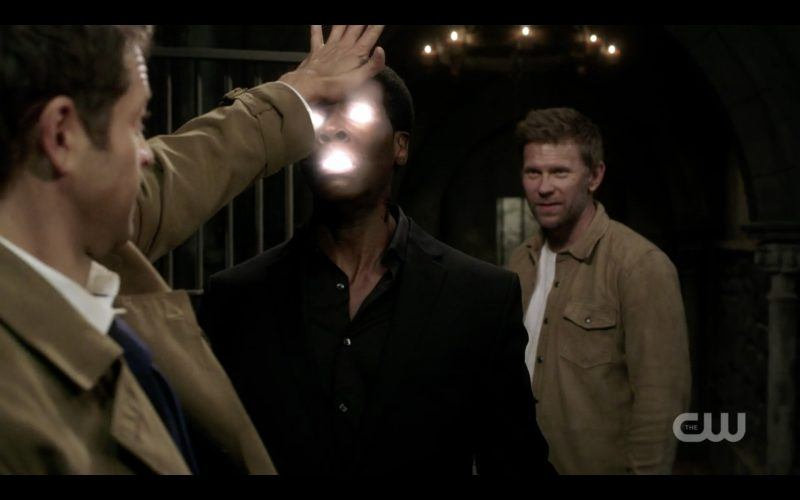 castiel lights up supernatural guy with lucifer images