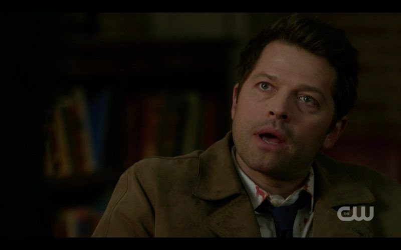 castiel swears mary winchester is alive supernatural devils bargain