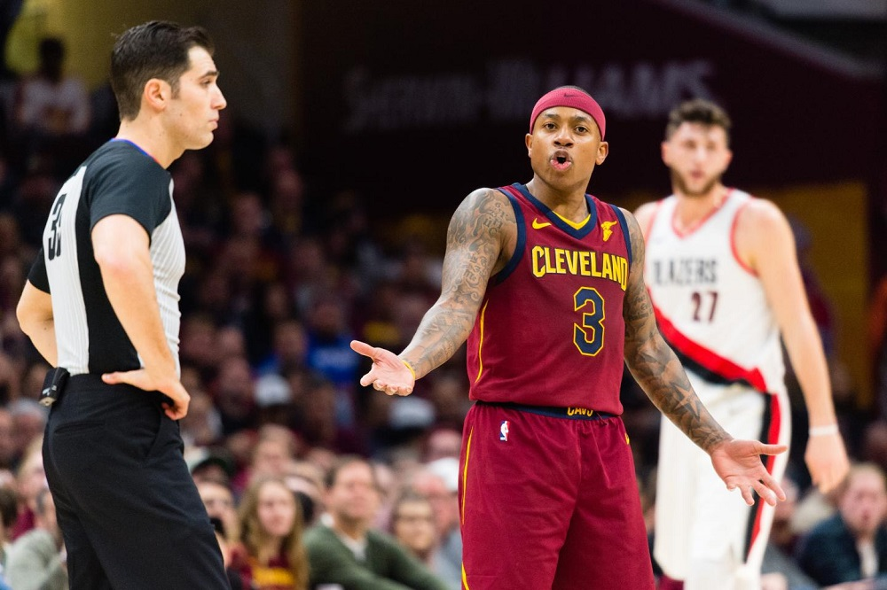 cavaliers in 'panic mode' with isaiah thomas 2018 images