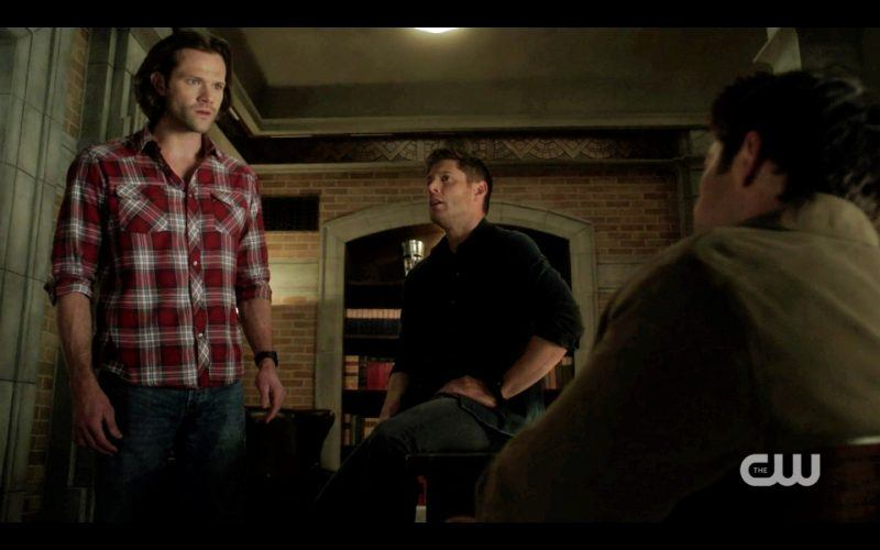 dean sam winchester hear mother mary alive from castiel supernatural 1313