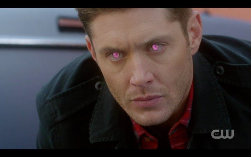 dean winchester glowing red eyes supernatural 1312