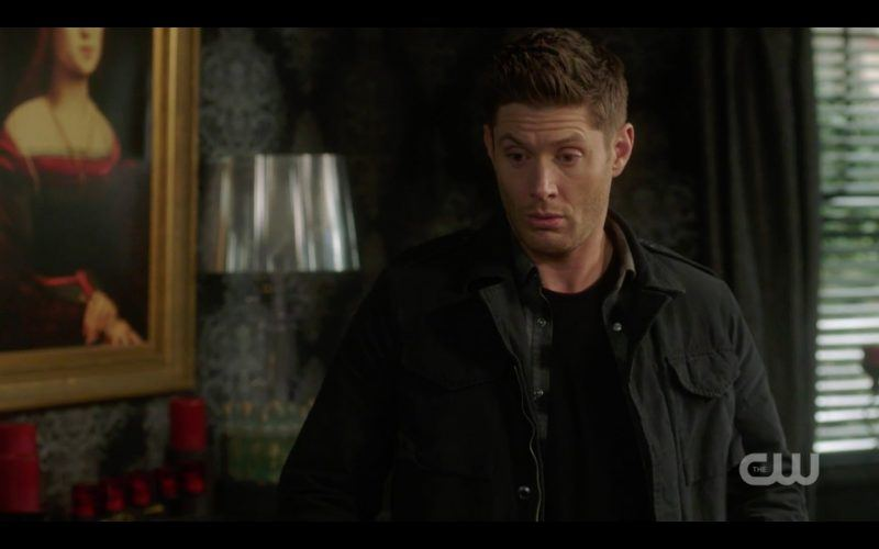 dean winchester reacts to supernatural witch sisters images