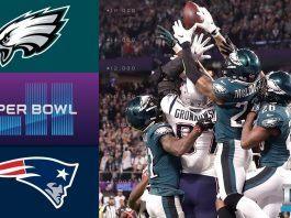 eagles vs patriots makes an unforgettable super bowl 52 2018 images