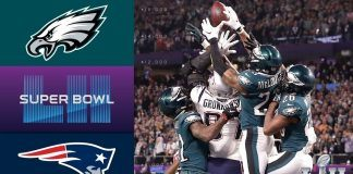eagles vs patriots makes an unforgettable super bowl 52 2018 images