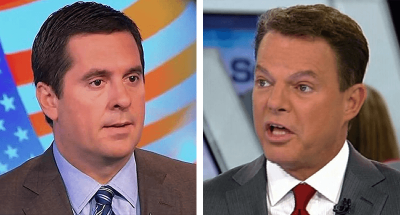 fallout from devin nunes memo wiht shep smith
