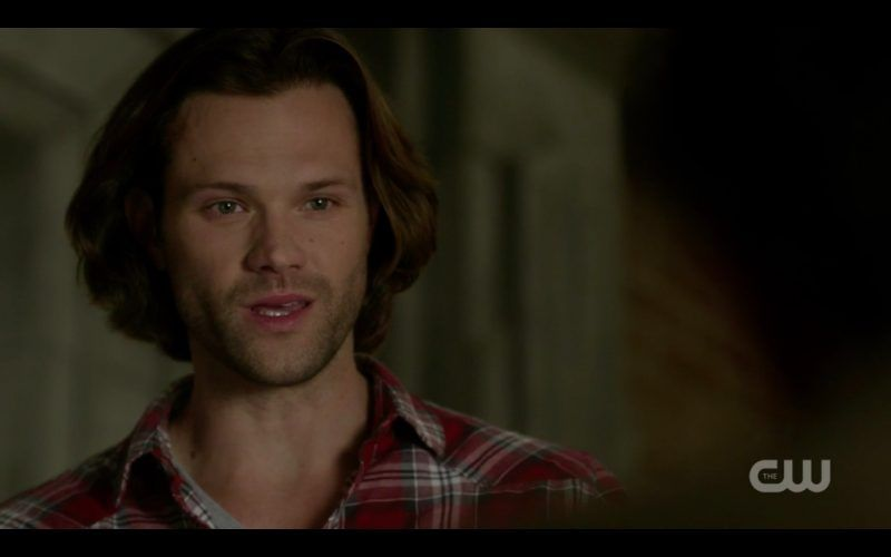 jared padalecki sam winchester talks to castiel about mary alive supernatural