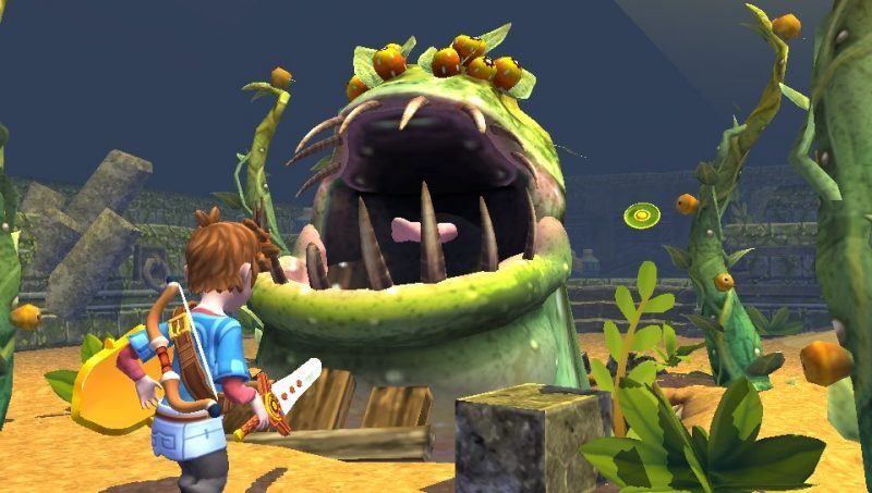 oceanhorn apple iphone x apps