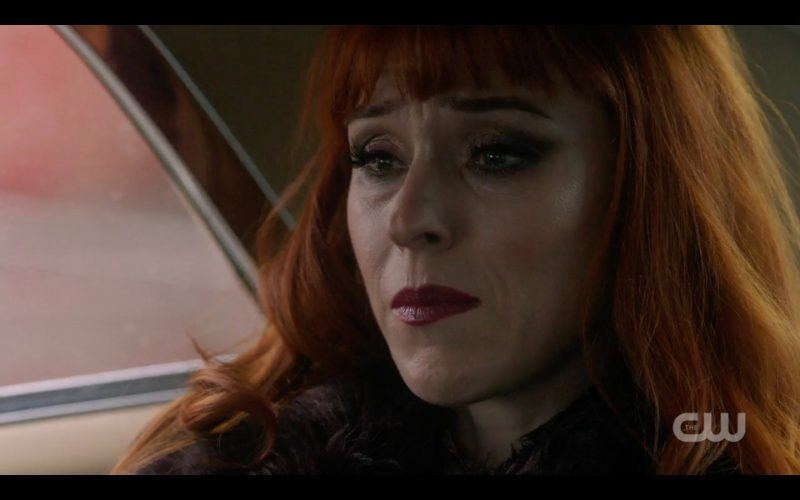 rowena listening to sam winchester on sam