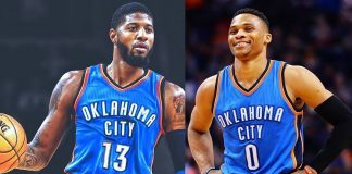 russell westbrook not happy with paul george nba all star snub 2017