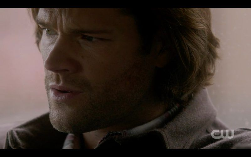 sam winchester ready to talk to rowena supernatural 1312