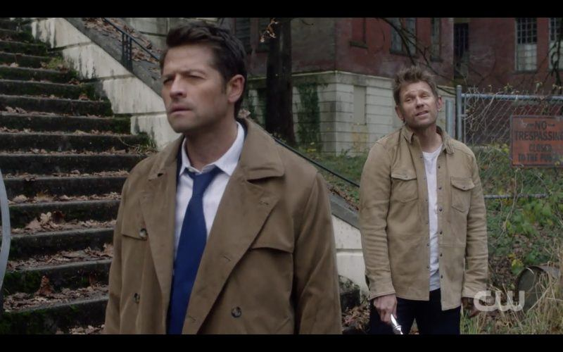 supernatural 1312 castiel with lucifer sundry images