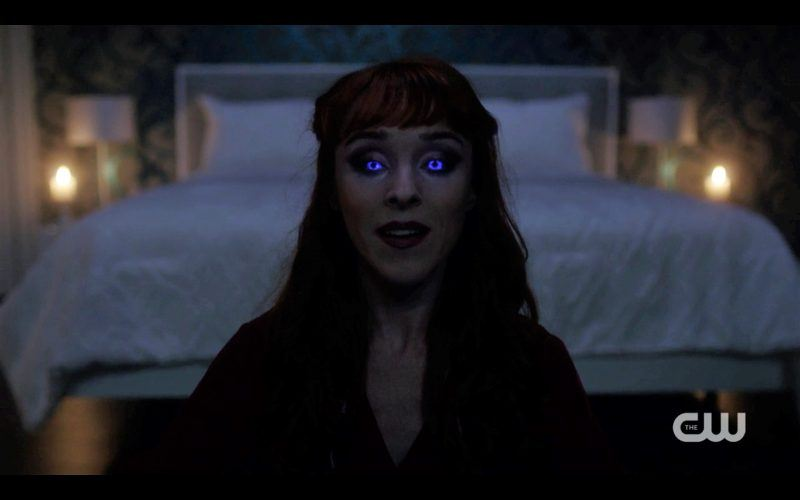 supernatural 1312 rowena chaning villains sundry images