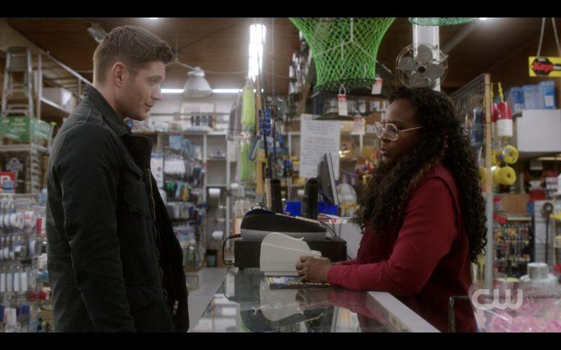 supernatural brenda talking to dean winchester 1312 sundry