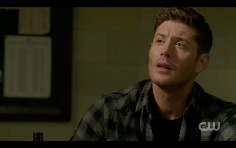 supernatural dean winchester gets honest with sam on feelings 1312