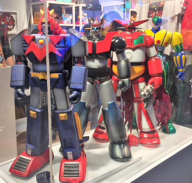 2018 comic con asia transformers cosplay