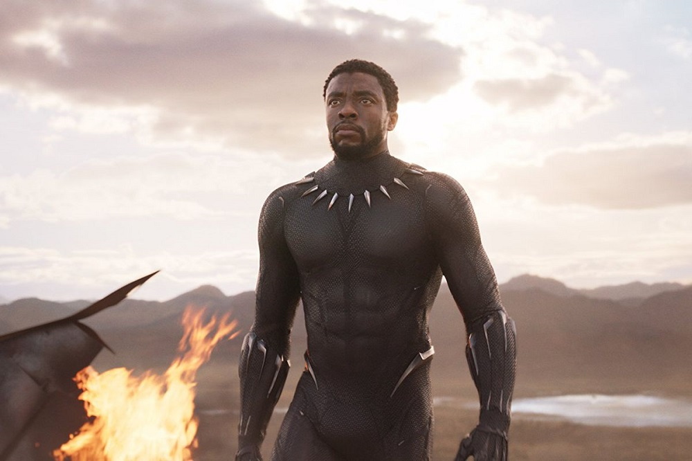 Black Panther Now Among Top 10 Highest Grossing Films Domestically