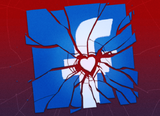 breaking up with facebook not so easy