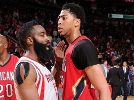 could anthony davis beat out james harden for nba mvp 2018 images