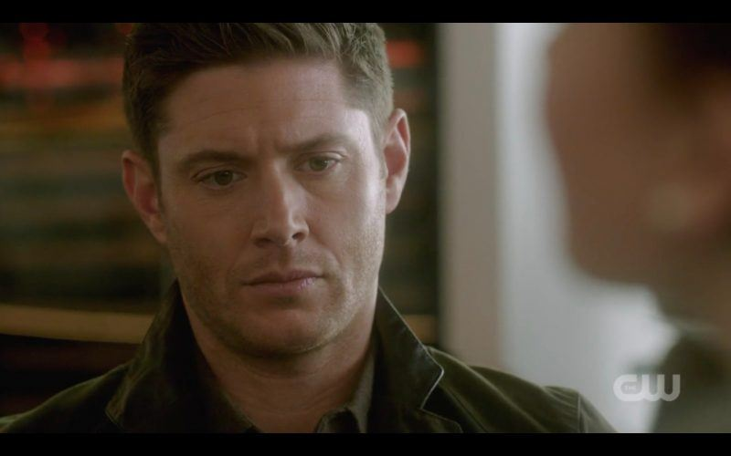 dean winchester eyeroll to supernatural sam