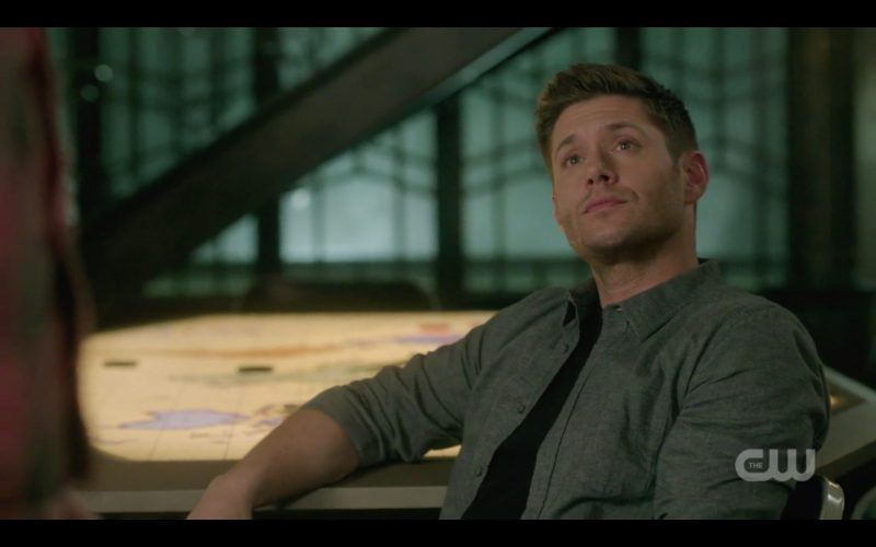dean winchester looking at sam supernatural