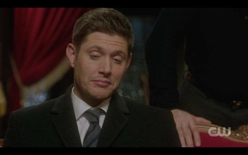 dean winchester shrugging scarpetti 1315 supernatural