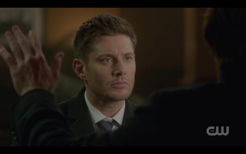 dean winchester unable to answer supernatural sams question