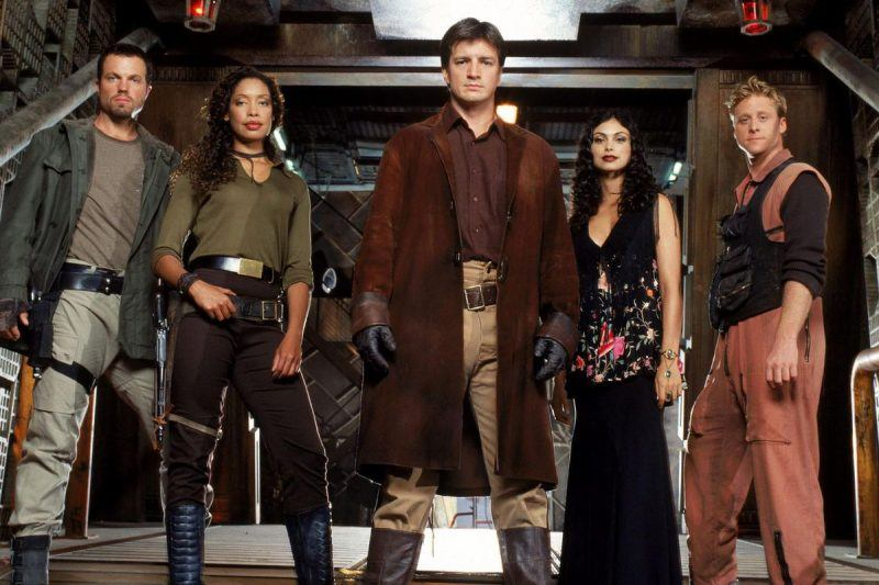 firefly short lived series joss whedon