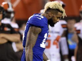 giants 2018 focus gives question to odell beckham, davis webb images