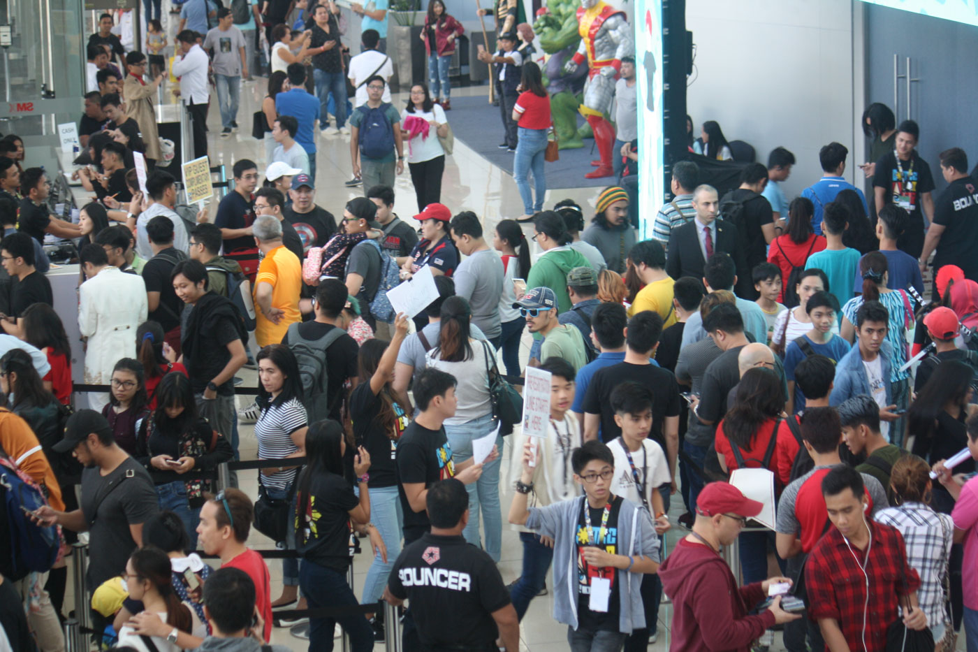 ComicCon Asia convention or master of confusion? | Movie TV Tech