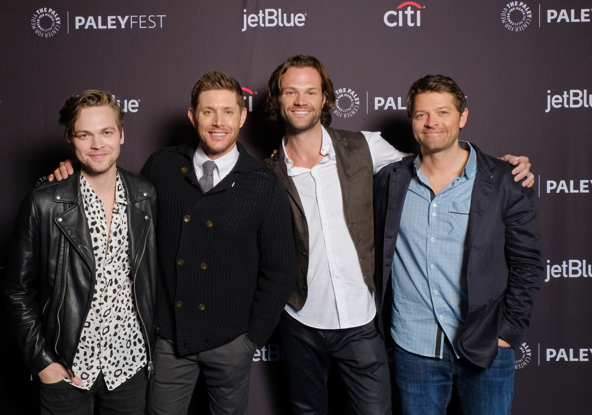 2018 PaleyFest honors 'Supernatural,' Scoobynatural images ...