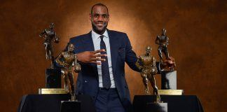 Cavs LeBron James knows perfect 2018 NBA MVP images