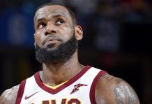 lebron james tries shutting down free agency list rumors committed to cavs 2018 images