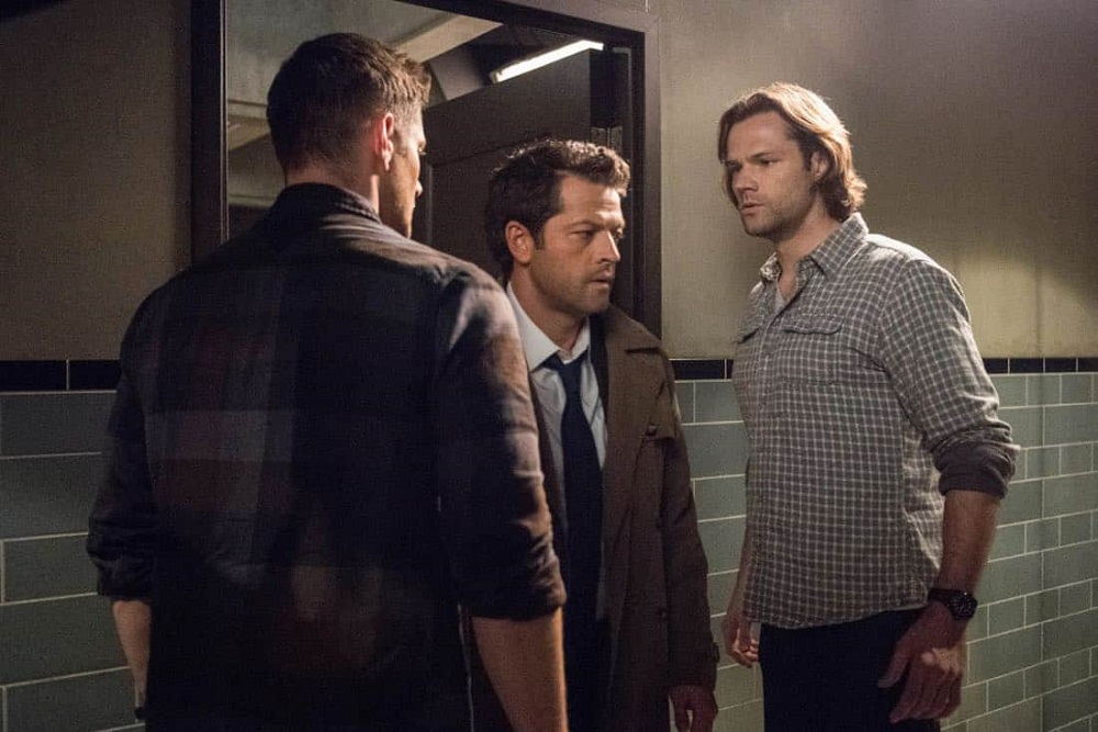 meredith glynn delivers some good intentions to supernatural but 2018 images