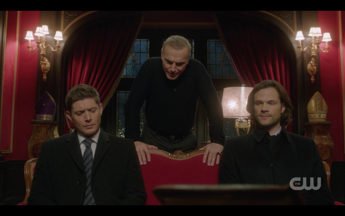 A Most Happy Review For Supernatural A Most Holy Man Movie Tv