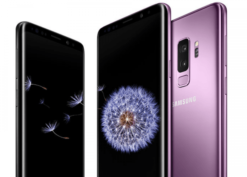 samsung galaxy s9 vs galaxy s9 plus