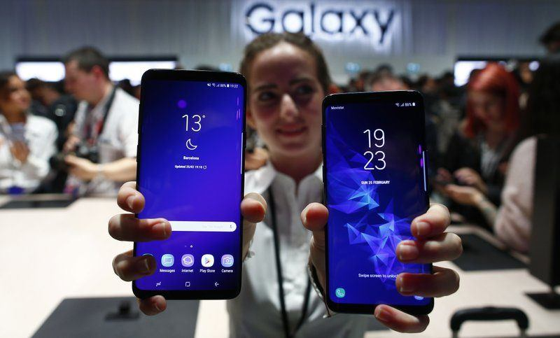 samsung s9 next so s9 plus smartphone