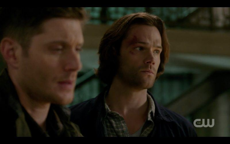 supernatural 1314 good intentions winchester brothers talking to castiel