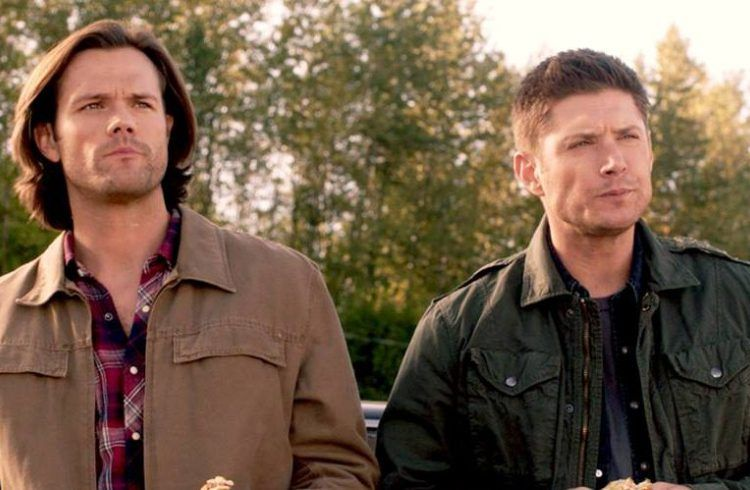 supernatural winchester brothers look into future