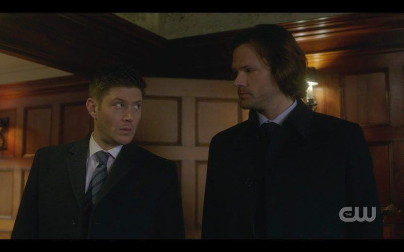 winchester brothers non verbal communication