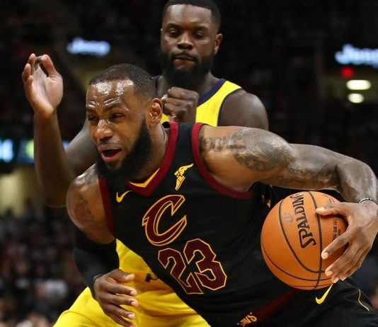 LeBron James proves losing NBA Playoffs Game 1 can be a good thing 2018 images