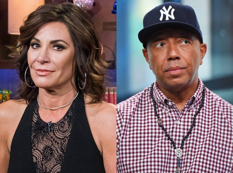 Luann de Lesseps says Russell Simmons groped her
